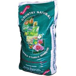 Country Natural Composted Stable Manure