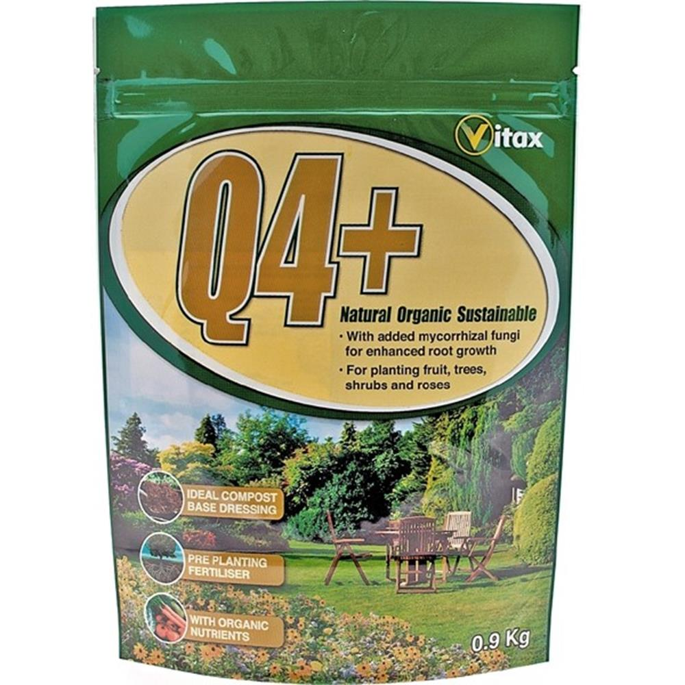VITAX Q4 FERTILISER 900G