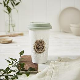 WRENDALE TRAVEL MUG HEDGEHOG