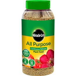 MIRACLE-GRO SLOW RELEASE PLANT FEED 1KG