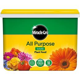 MIRACLE-GRO ALL PURPOSE PLANT FOOD 2KG