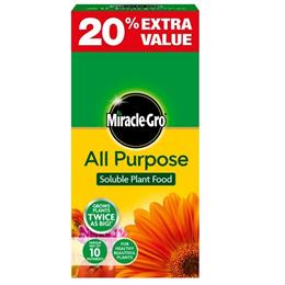 MIRACLE-GRO ALL PURPOSE PLANT FOOD 1KG +20%