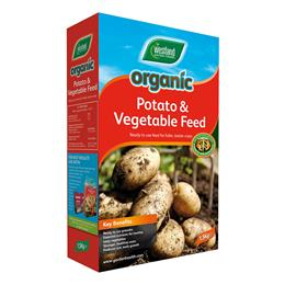 ORGANIC POTATO/VEG FEED 1.5KG
