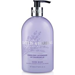Baylis & Harding English Lavender & Chamomile 500ml Hand Wash