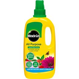 MIRACLE-GRO ALL PURPOSE CONCENTRATED LIQUID (1L)