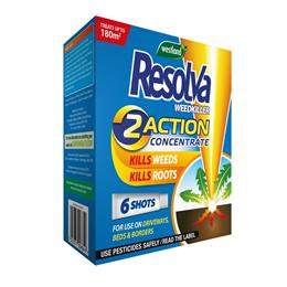 Resolva 24H Concentrate 6 Tube