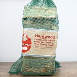 Seasoned Hardwood Logs 20L Net