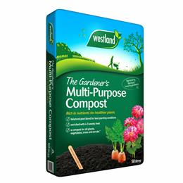 The Gardner's Multi Purpose Compost 50L