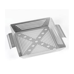 Selection Stainless Steel Vegetable Basket