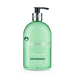 Baylis & Harding Aloe, Tea Tree & Lime Anti Bacterial 500ml Hand Wash