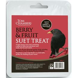 Suet Treat  Berry Nice