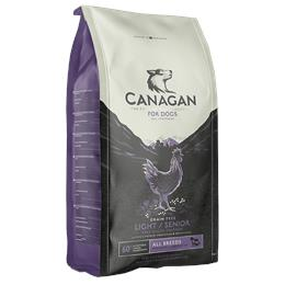 Canagan Light/Senior For Dogs 2kg