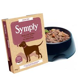 SYMPLY TRY DUCK&TURKEY WITH SWEET POTATO