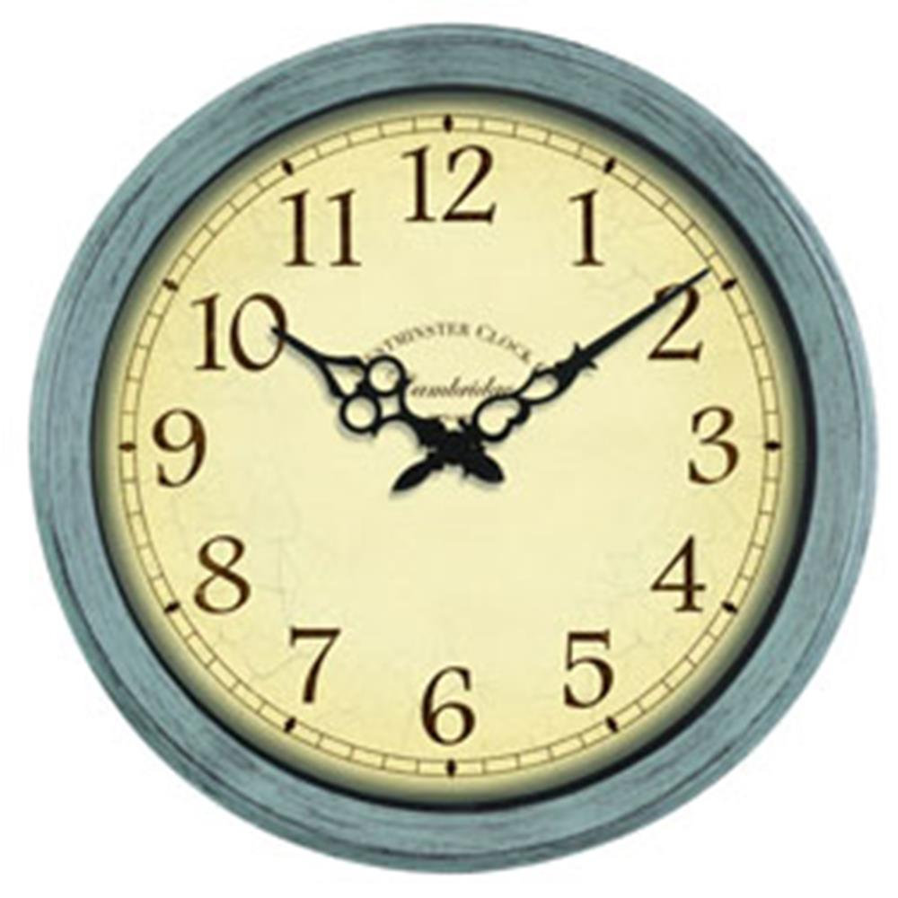 "Cambridge Wall Clock 14"" 35Cm"