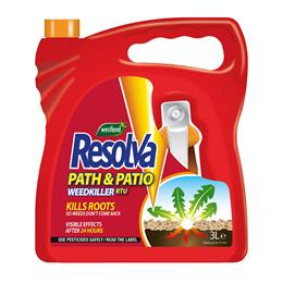 Resolva Path & Patio 3L Rtu