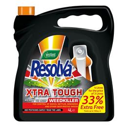 Resolva Xtra Tough 3L Rtu