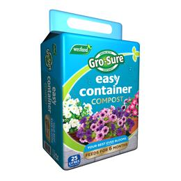 Gro-Sure Easy Container Compost Bale 25 L