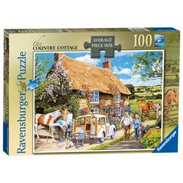 The Country Cottage 100pc
