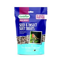 Large Seed And Insect Suet Treat