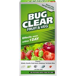 Bugclear Fruit & Veg 250Ml