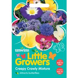 Little Growers Creepy Crawly Mixture