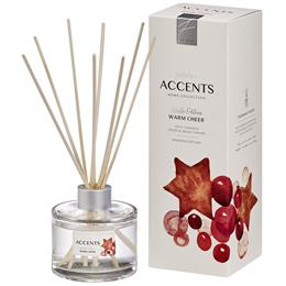 Bolsius Accents Home Collection Winter Edition Warm Cheer Fragrance