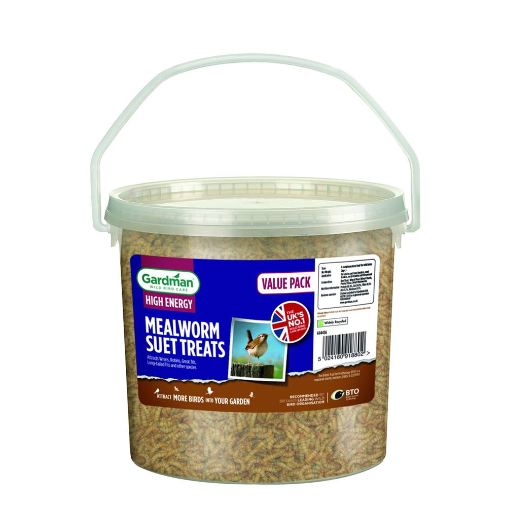 Berry Suet Treats 2.0Kg Tub