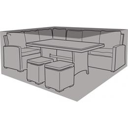 Compact Square Casual Dining Set Cover