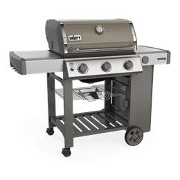 GENESIS  II E-310 GBS GAS BARBECUE