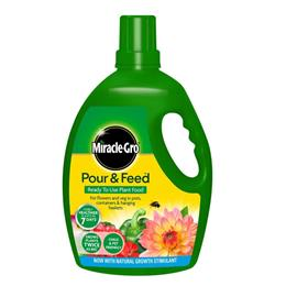 MIRACLE-GRO IMPROVED POUR & FEED (3L)