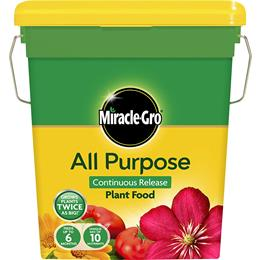 MIRACLE-GRO CONTROL RELEASE PLANT FEED 2KG