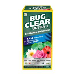 BUGCLEAR 2 200ML CONCENTRATED (NON NEONIC)