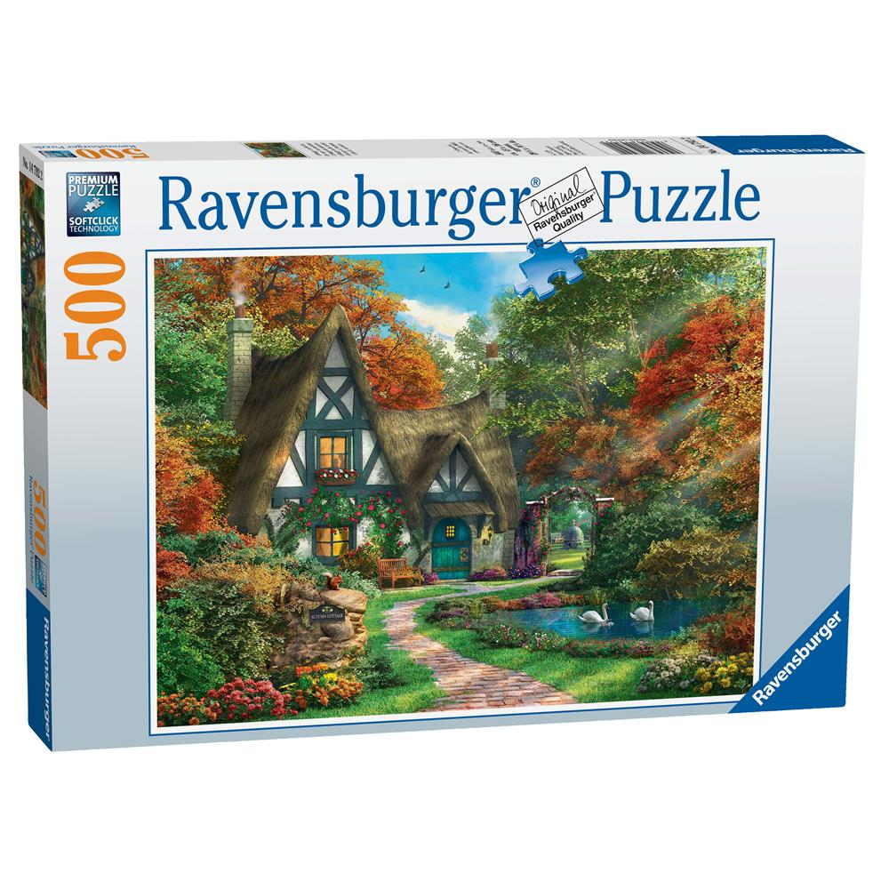 Cottage Hideaway 500pc