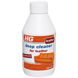 HG deep cleaner for leather 0.25L