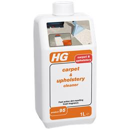 HG carpet & upholstery cleaner (product 95) 1L
