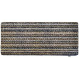 Hug Rug Original Plains Ribbon Stone Brick 65x150