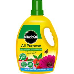 MIRACLE-GRO ALL PURPOSE CONCENTRATED LIQUID (2.5L)