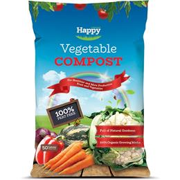 Happy Compost Vegetable 50L