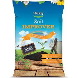 Happy Compost Soil Improver 50L