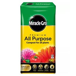 MIRACLE-GRO ALL PURPOSE COMPOST 20L