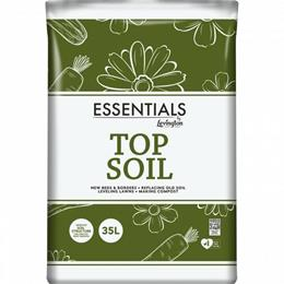 Essentials Top Soil 35L