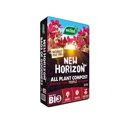 New Horizon All Plant Compost (40L + 25% Free)