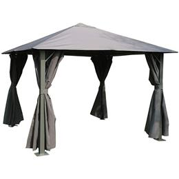 Highfield Gazebo 4x3m Grey