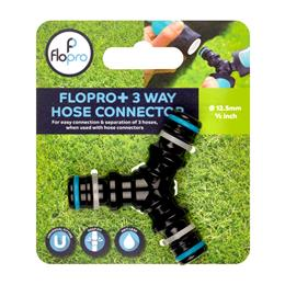 Flopro +Three Way Connector