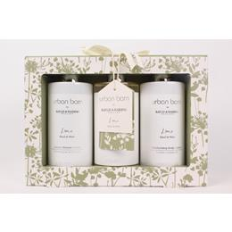 Bayliss & Harding Urban barn 3 piece Body care package