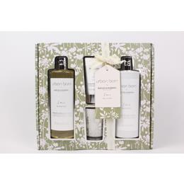 Bayliss & Harding Urban barn 4  piece care package