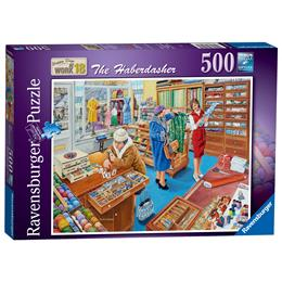 Happy Days at Work, The Haberdasher, 500pc