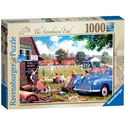 Leisure Days No 4 The Scoreboard End, 1000pc