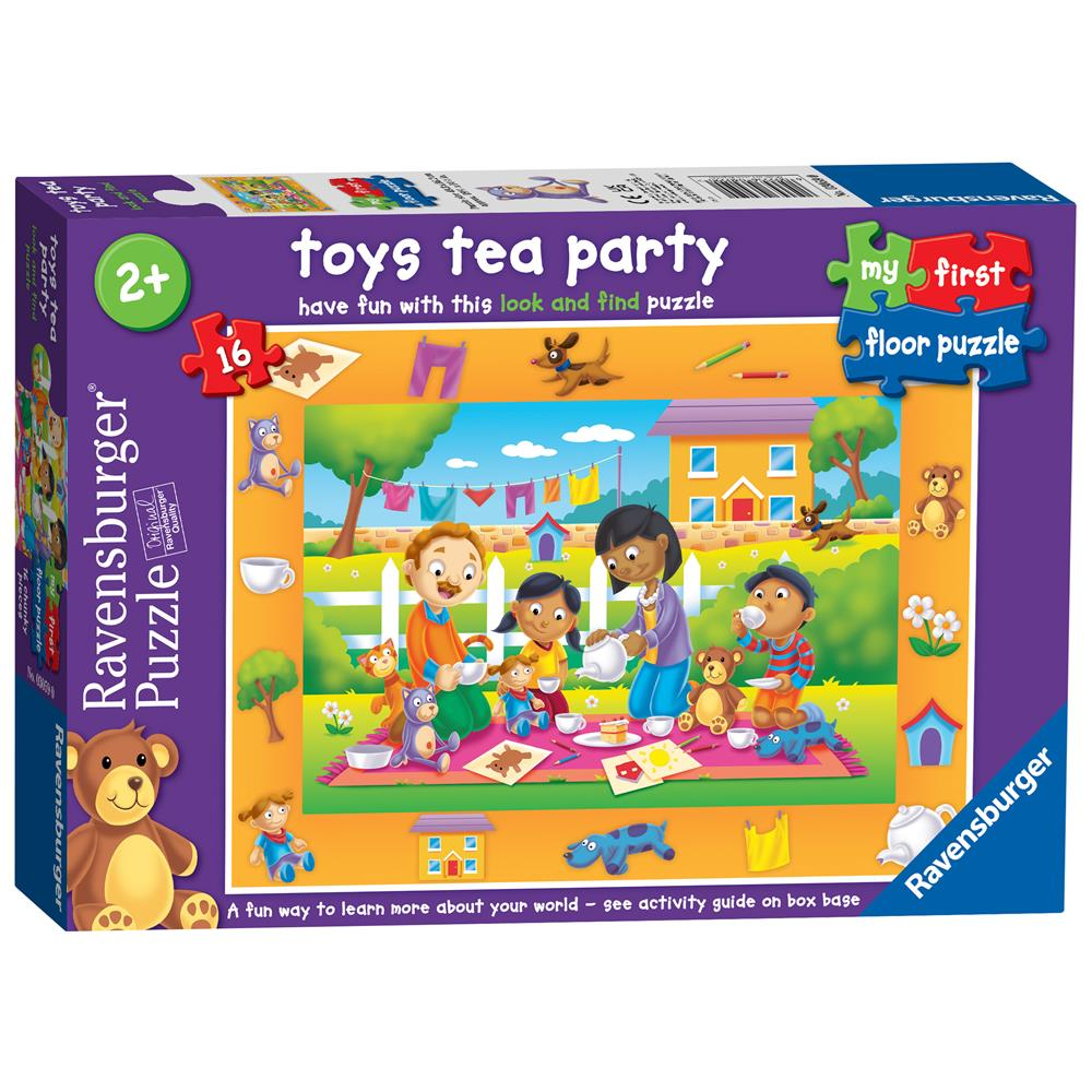Toys Tea Party My First 16pc