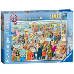 Best of British - The Charity Shop, 1000pc